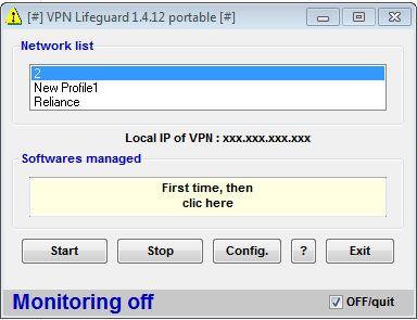 VPN Lifeguard Portable