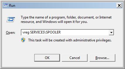 VReg - Registry Accessor