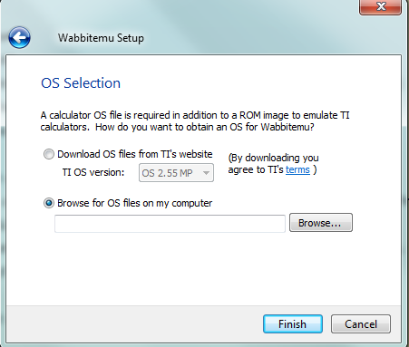 Wabbitemu TI Calculator Emulator (32-bit)