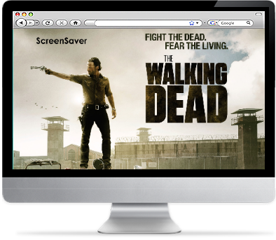 Walking Dead Screensaver