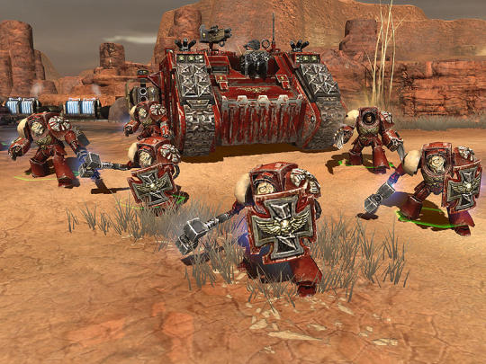 Warhammer 40K: Dawn of War II Retribution