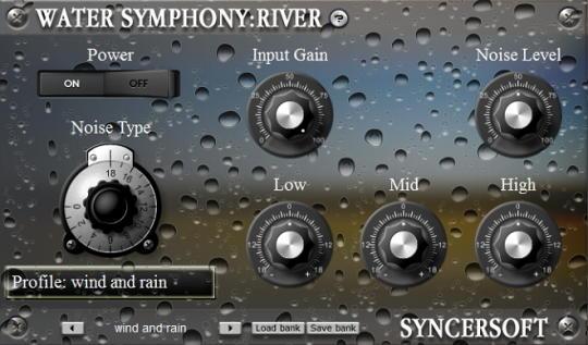 Water Symphony: River VST