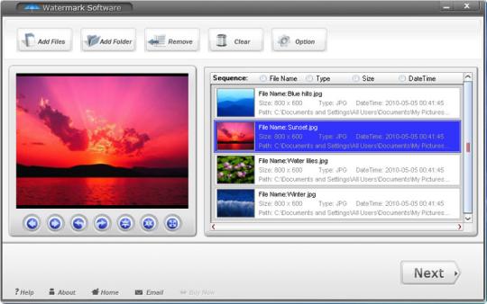 Watermark Software Unlimited Version