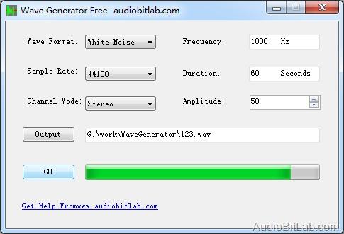 Wave Generator Free