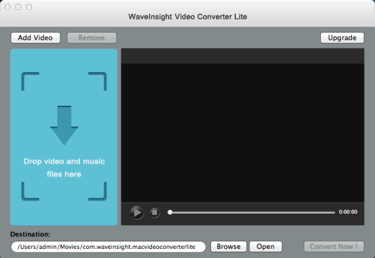 WaveInsight Video Converter Lite