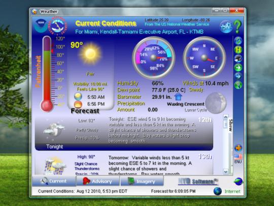 Weather Plus Multi Language