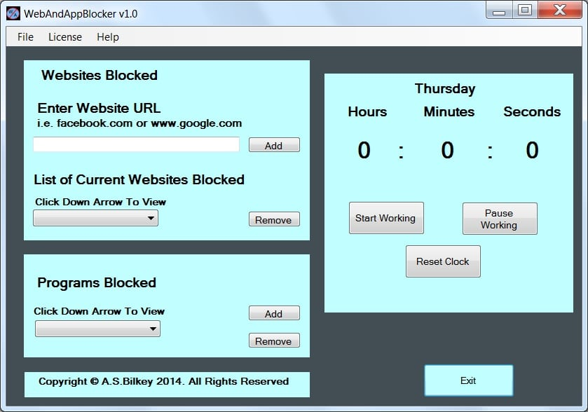 WebAndAppBlocker