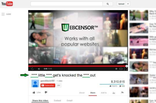 WebCensor