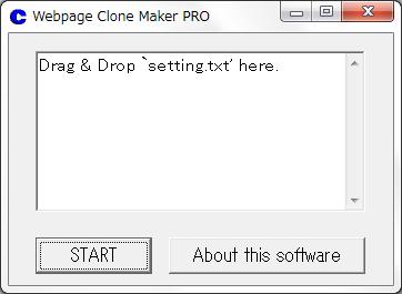 Webpage Clone Maker Pro