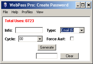 WebPass Pro