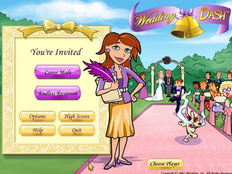 Wedding Dash game