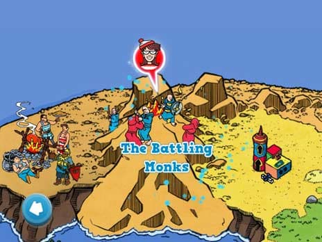 Where is Waldo The Fantastic Journey