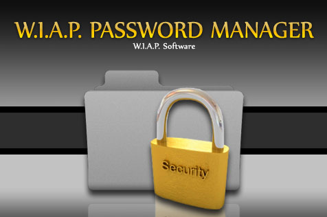 WIAP Password Manager