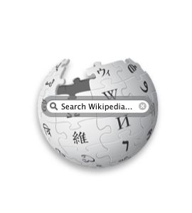 WikipediaSearch Widget