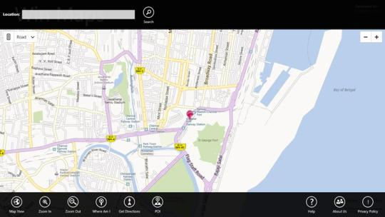 Win Maps for Windows 8