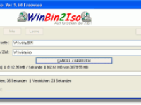WinBin2Iso Portable