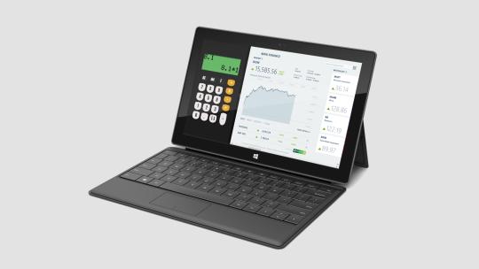 Windows 8.1 Calculator