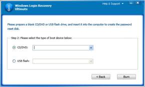 Windows Login Recovery Ultimate