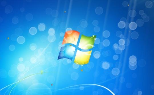 Windows Theme Screensaver