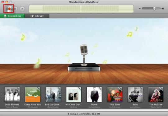 Wondershare AllMyMusic