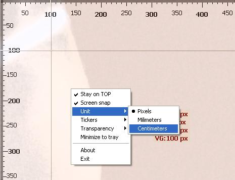 WonderWebware Screen Ruler