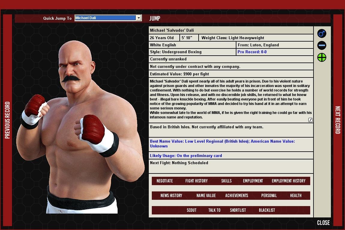 World of Mixed Martial Arts 5