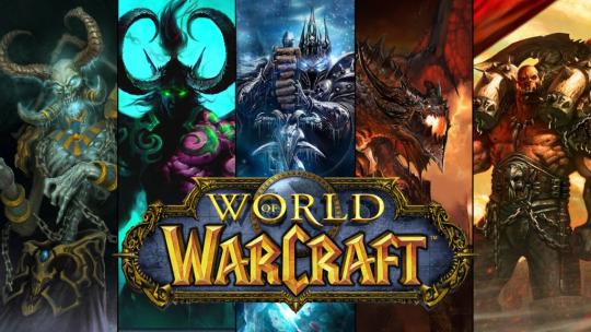 World of Warcraft HD Wallpaper Pack