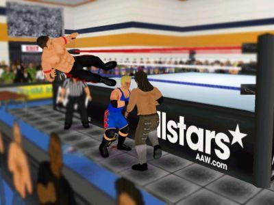 Wrestling MPire HD