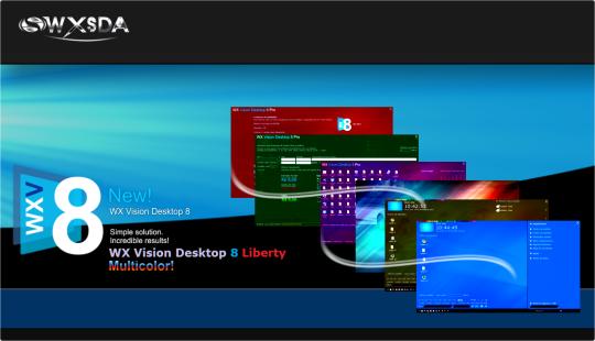 WX Vision Desktop Liberty