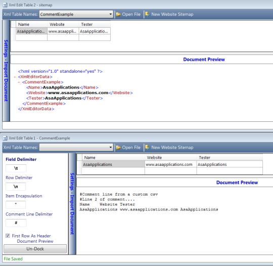 XML Editor 2