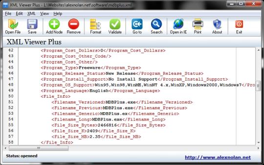 XML Viewer Plus