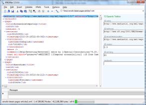 XMLMax Editor