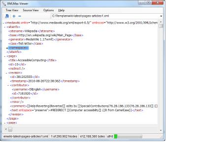XMLMax XML Viewer