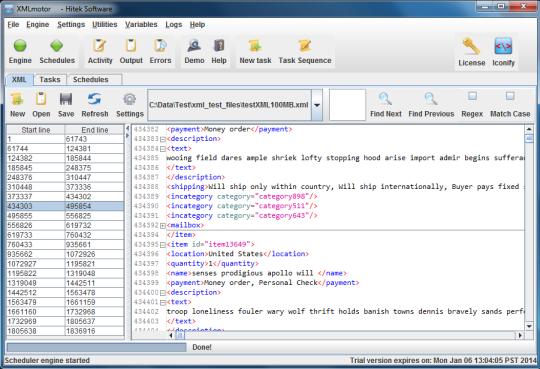 XMLmotor
