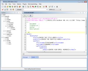 XPontus XML Editor