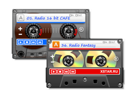 XRadio Gadget