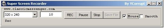 YCorrupt Screen Recorder