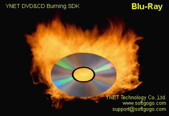YNET DVD&CD Burning SDK