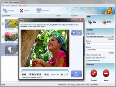 YoSock Video Converter