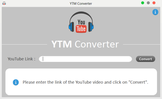YTM Converter