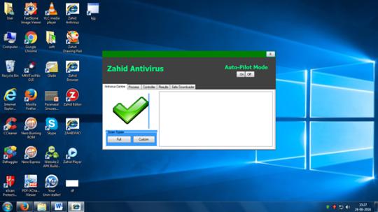 Zahid Antivirus
