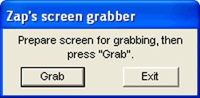 Zapgrab capturador de pantalla
