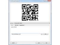Zint Barcode Studio Portable