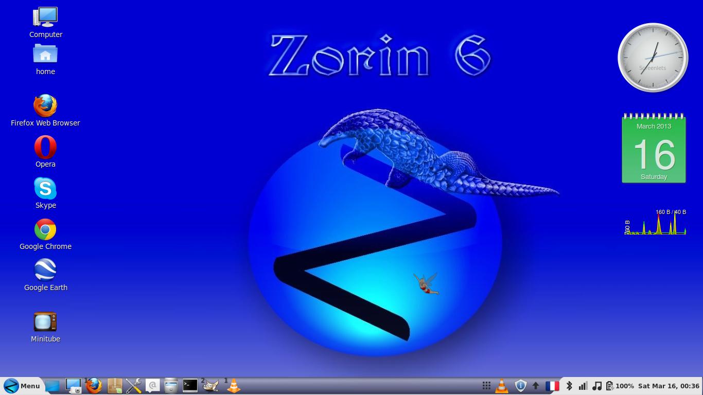 Zorin OS 6 Core